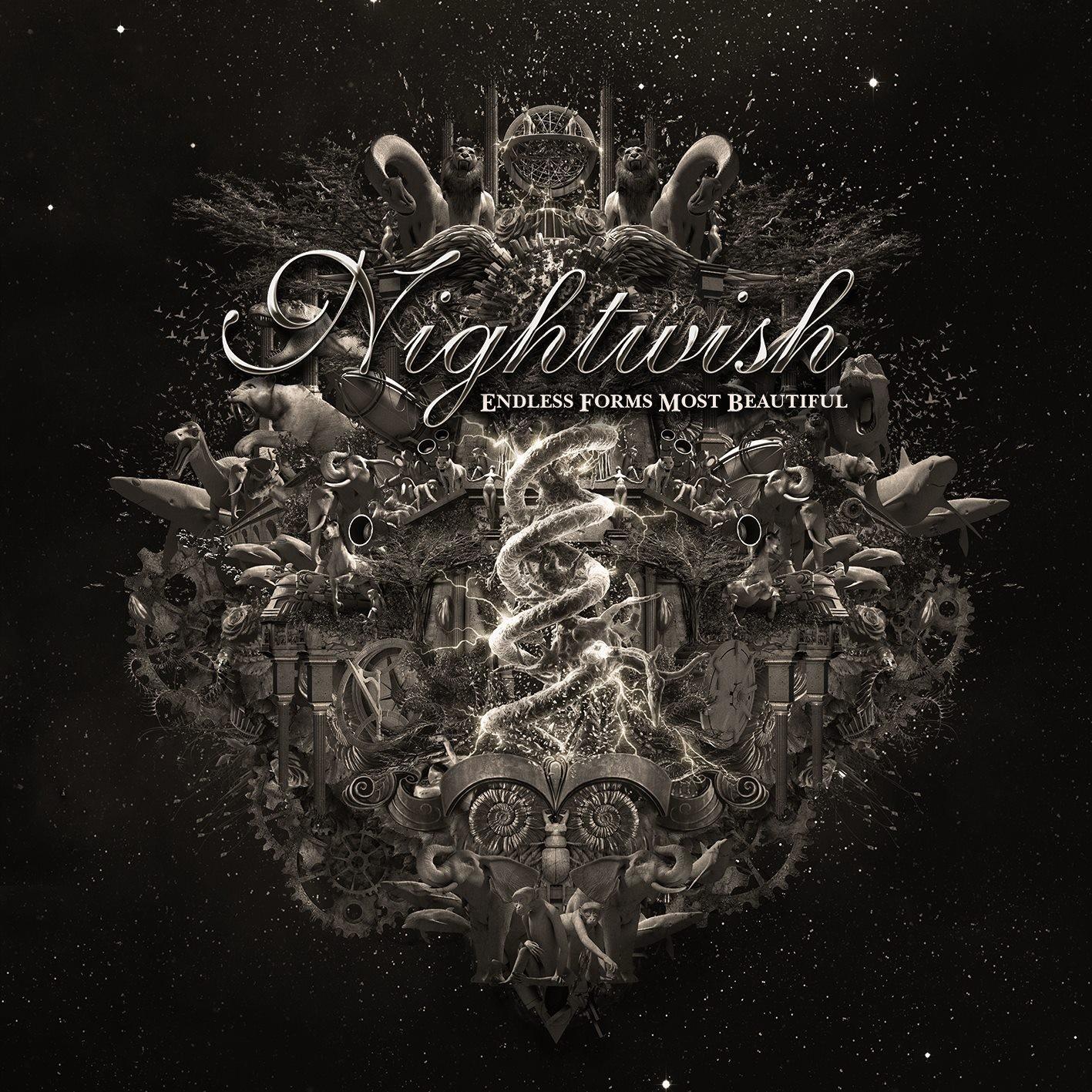 Album Endless Forms Most Beautiful (Nightwish Polska)